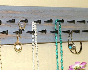 Jewelry Organizer Holder Wall  Hanging
