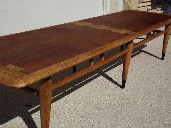 Vintage Lane Acclaim Walnut Dovetailed Coffee Table RESERVED for KAYLAN