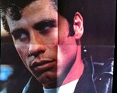 Grease  is the WORD  Travolta  Original Mass Produced Poster