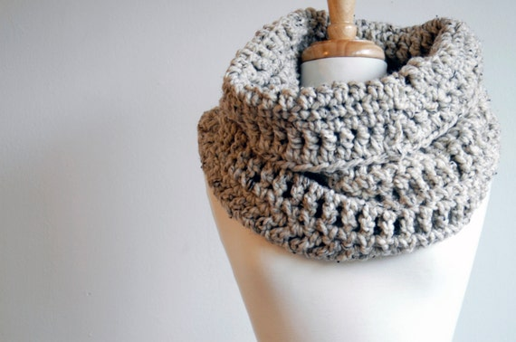 Crochet Scarf, Knit Infinity Scarf, Crochet Scarf, Crochet Infinity Scarf, Crochet, Knit Cowl, Circular Scarf, winter scarf