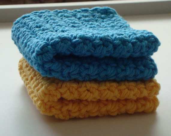 Crocheted Dish Cloth