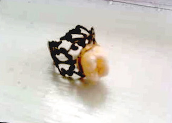Tooth Fairy's Cousin ring in gold