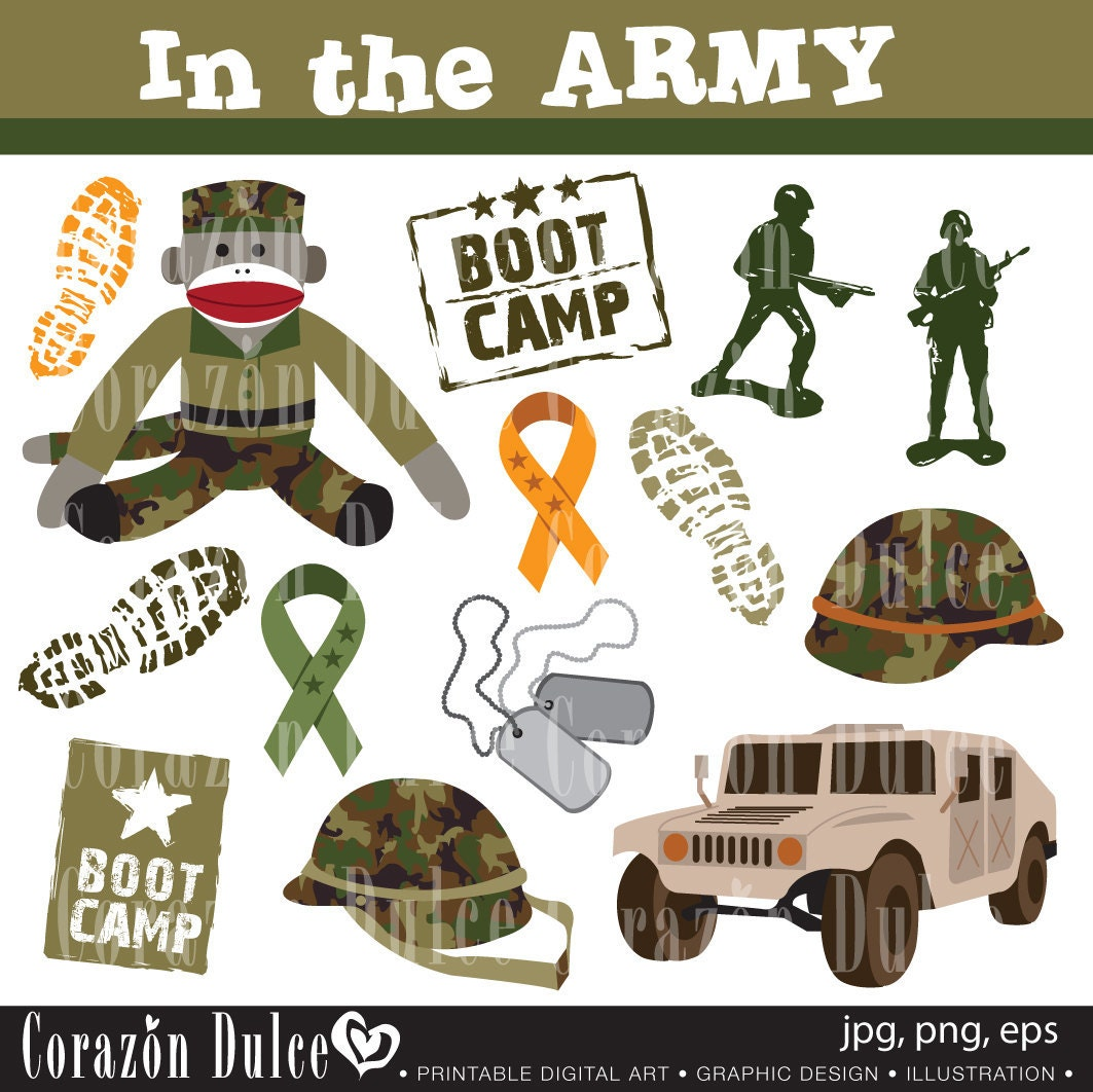 Army Crafts For Preschoolers