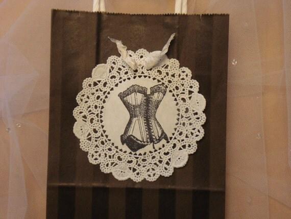 Bridal shower lingerie gifts