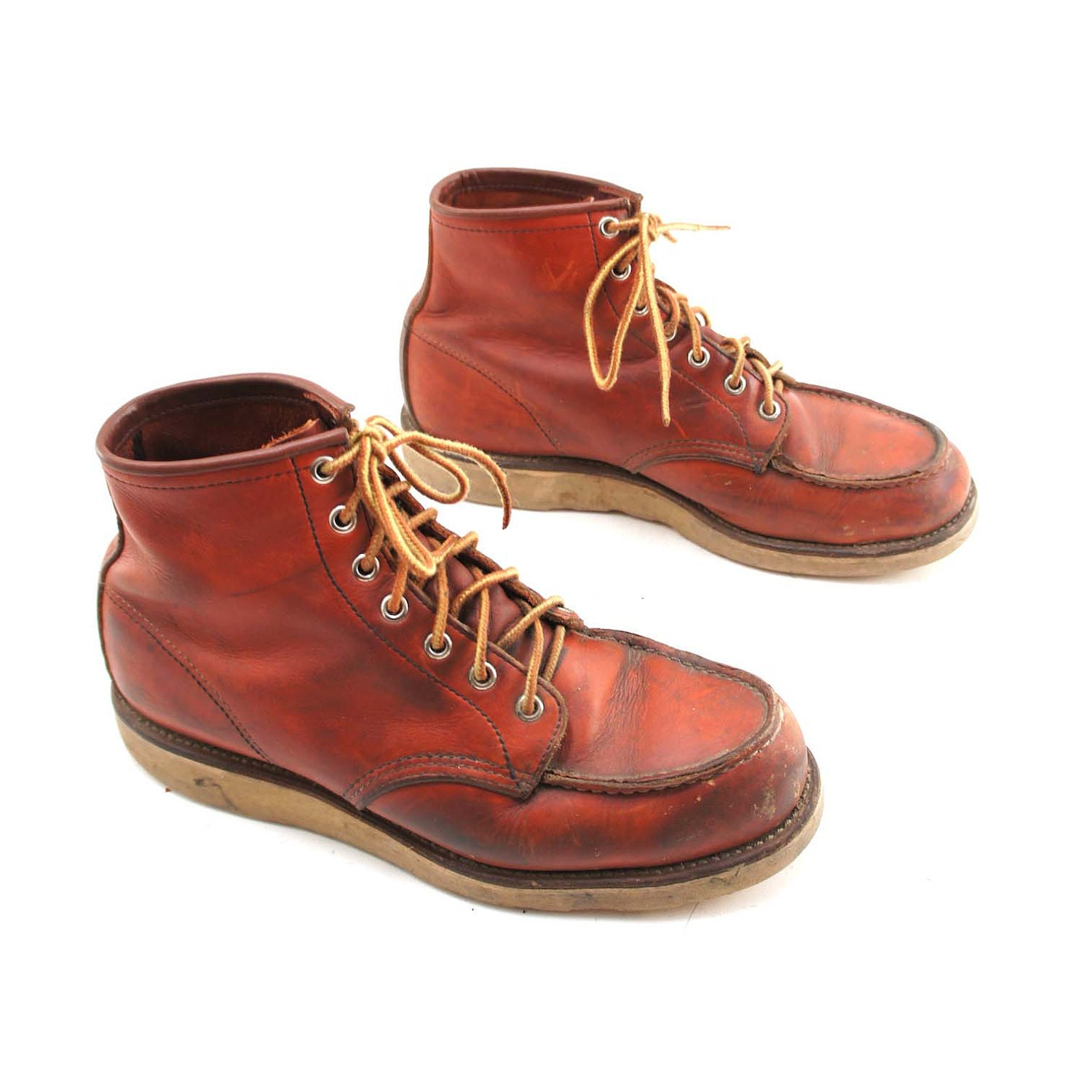 Red Wing Irish Setter: Men's Ankle Boots in Classic Rugged