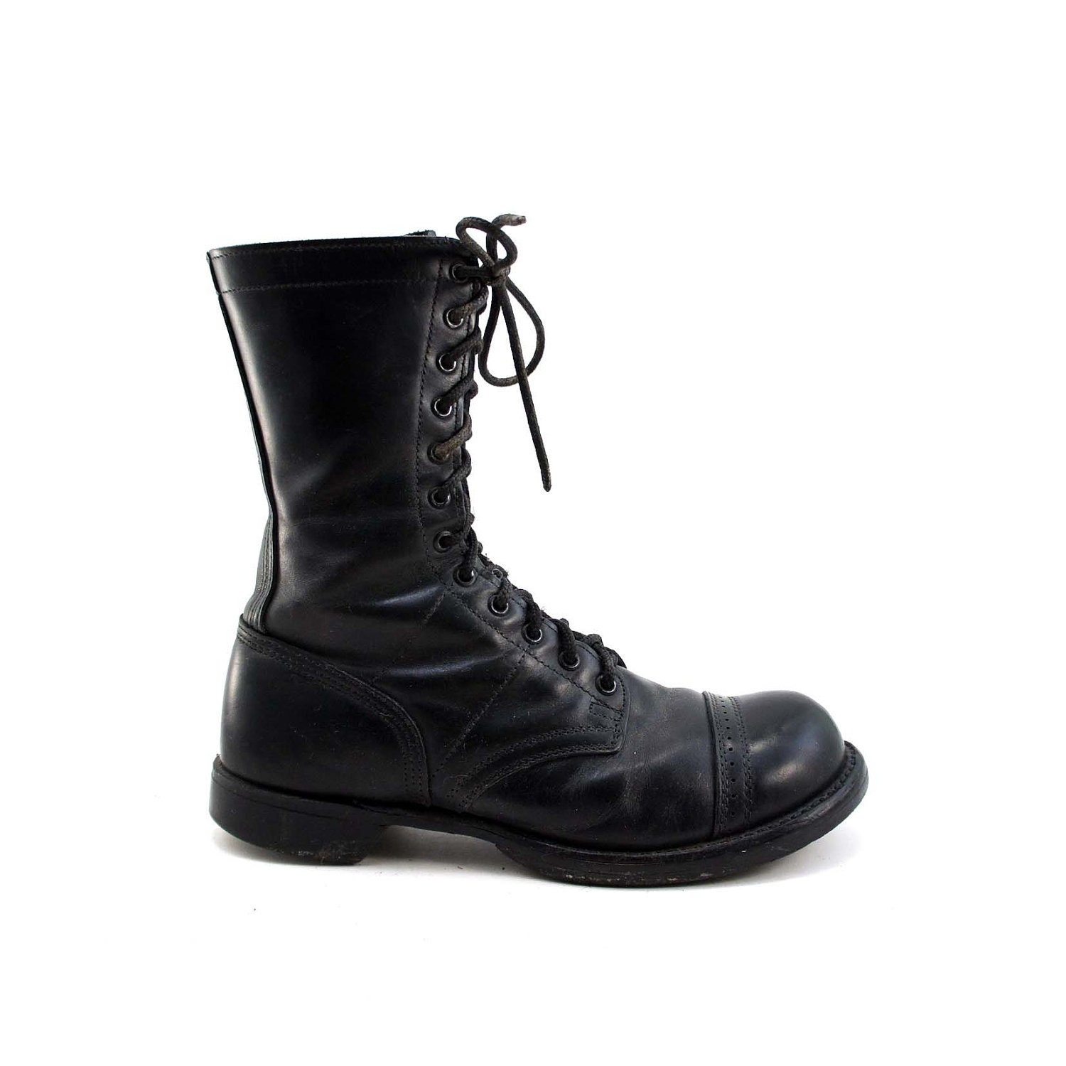 Military Corcoran Jump Boots In Combat Boot Style For A