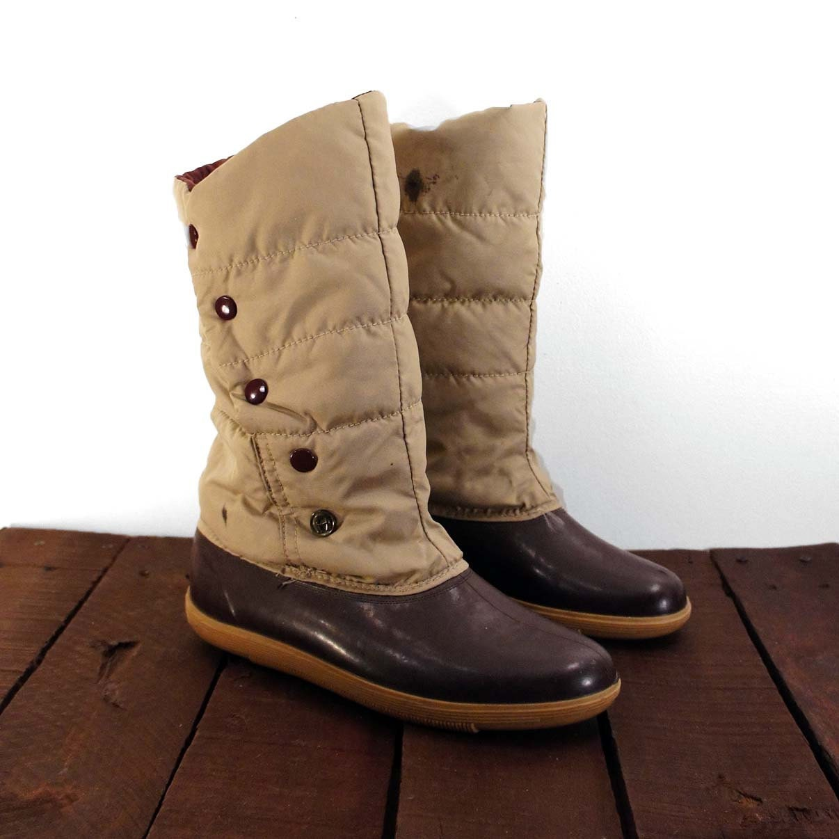Beautiful Displaying 17gt Images For  Duck Boots Men Fashion