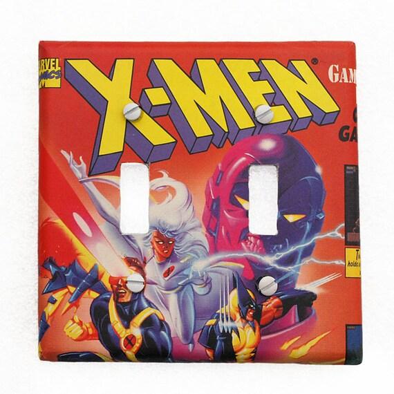 X Men - Light Switch Cover - Marvel Comics