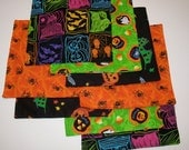 Halloween Napkins Set of 8