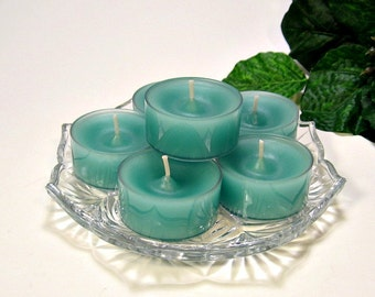 Tealight candles Pears and Berries scent 6 pack