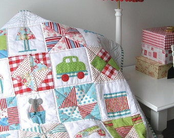 th 'I Spy' quilt pattern