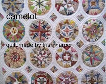 Camelot quilt pattern