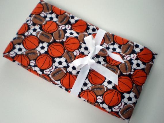 SALE Sports Children's Lightweight Soft Cotton Flannel Blanket