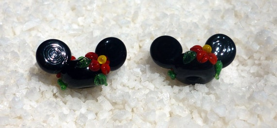 Minie Mouse Bead Set