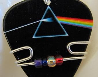 Pink Floyd Guitar Pick Jewelry