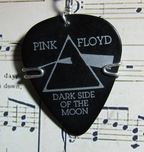 pink floyd dark side of the moon guitar pick by twistedpicks. Black Bedroom Furniture Sets. Home Design Ideas