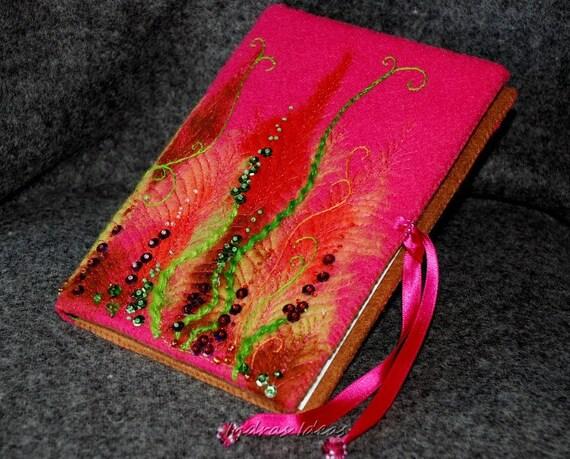 Autumn mood notebook - journal
