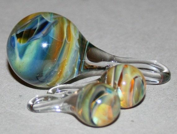 Handcrafted bulb glass PENDANTS
