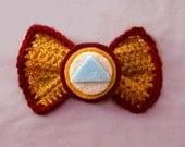 Superhero Bow Collection (Iron Man) (Medium)