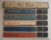 New York Yankees Boston Red Sox Toronto Blue Jays Baltimore Orioles Tampa Bay Rays