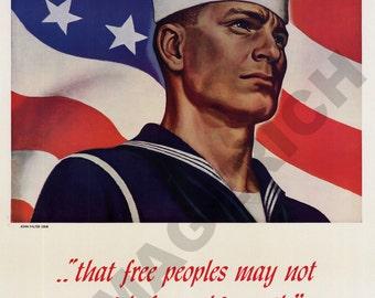 World War II Poster -  Remember Last December