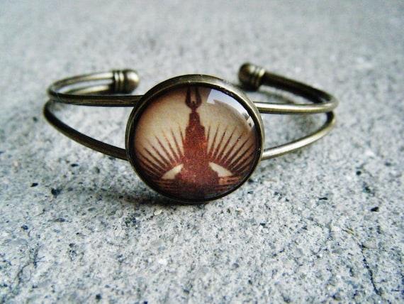 Bioshock Brass Bracelet Infinite Retro Art Deco
