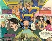 CUSTOM comic book cover