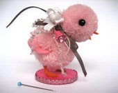 Sweet Pink baby Chick