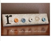 Jewelry Rack -  Shabby Chic Style - Boise color collection