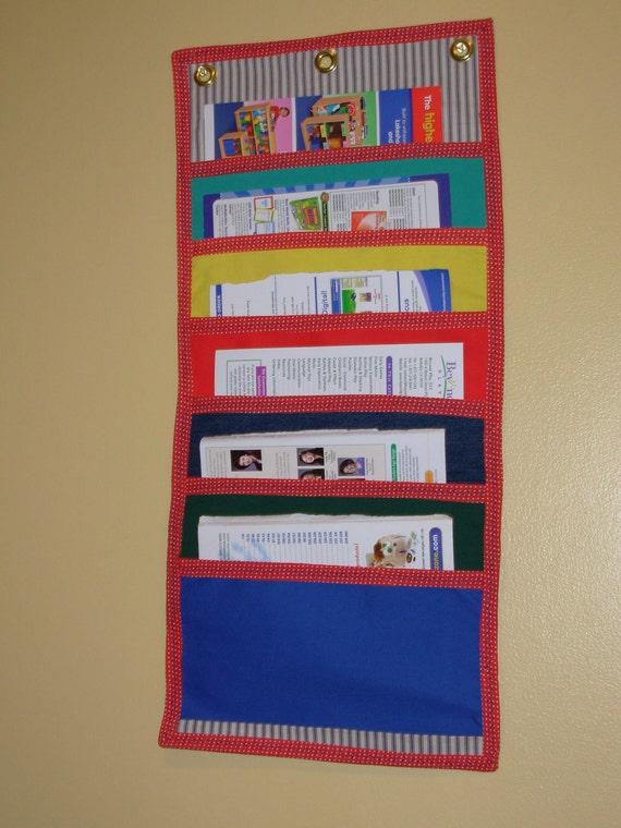 items similar to hanging file folder organizer on etsy. Black Bedroom Furniture Sets. Home Design Ideas