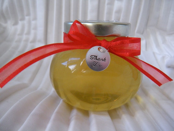 Honey Gifts, Facetted Jars 12