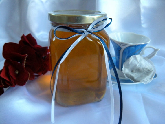Raw Honey Jar 1lb 2 oz