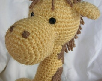 Safari 5 Pattern Bundle - Amigurumi Crochet Plush PATTERNS ONLY (PDF)