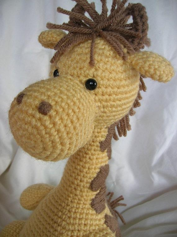 Safari 5 Pattern Bundle - Amigurumi Crochet Plush PATTERNS ONLY (PDF)