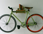 Handmade Bike Shelf (Urban City Bike Shelves)