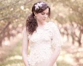 Custom Made Whimsical Wedding Dress, Party Dress