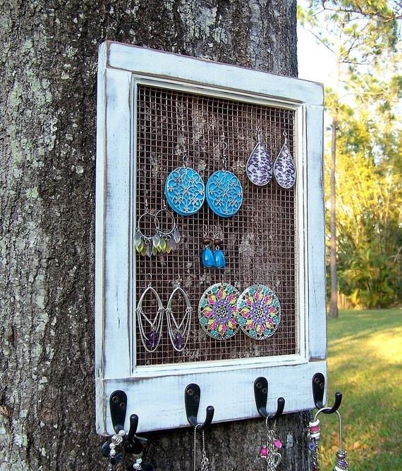 Jewelry Organizer, Jewelry Display, Jewelry Storage