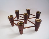 Vintage Candle Holders Candlesticks Mid Century