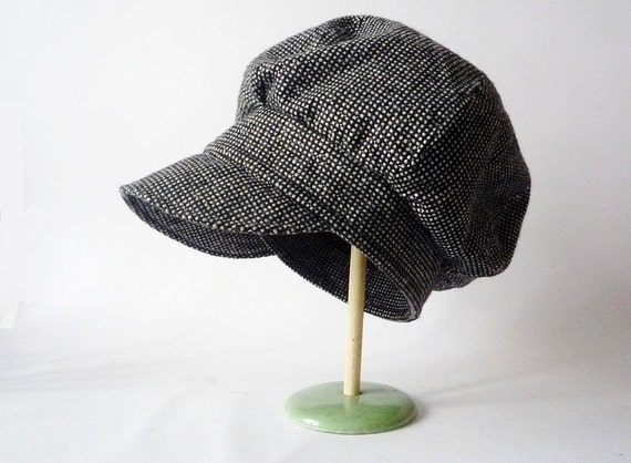 Vintage Wooden Hat Display