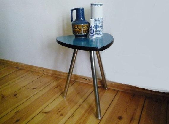 Mid Century German Kidney Coffee Table