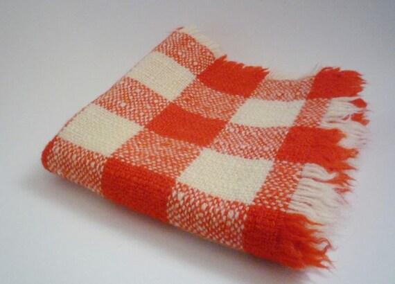 Vintage Soft Wool Rug