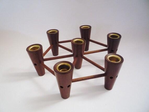 Vintage Candle Holders Candlesticks Mid Century