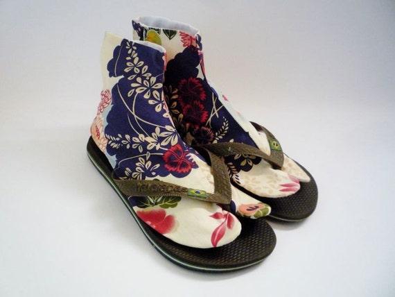 Vintage Tabi Socks