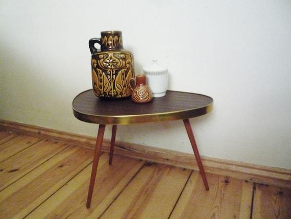 Mid Century Kidney Coffee Table