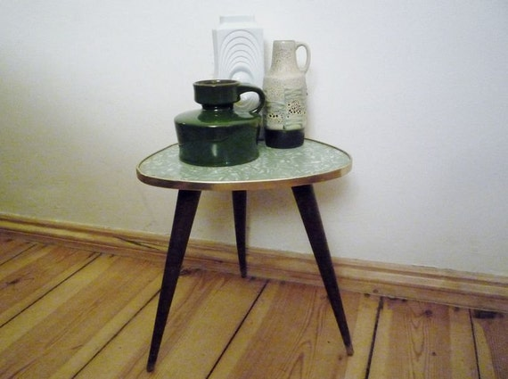 RESERVED - Mid Century Small Coffee Table