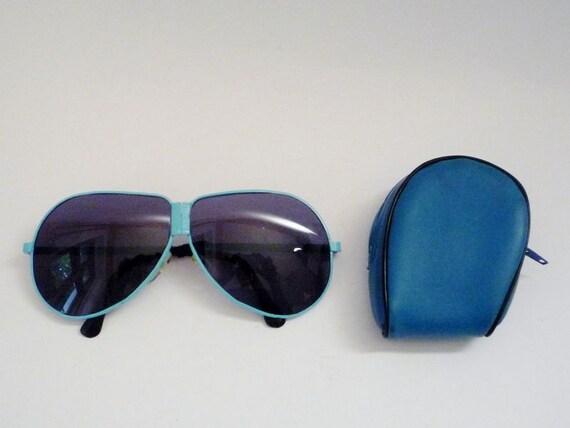 RESERVED - Vintage Folding Man Glasses