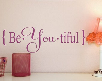 View Inspirational By JustTheFrosting On Etsy - How to put a vinyl decal on a wall
