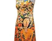 Made-to-order Hummingbirds & Blossoms Tré Lilli Dress