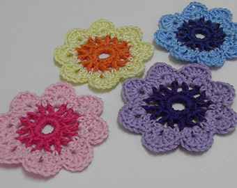 Posy Flowers Embellishments or Appliques