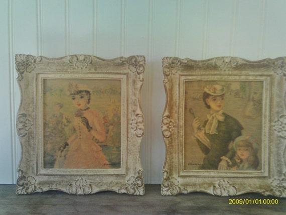 Vintage Framed Prints Turner Co